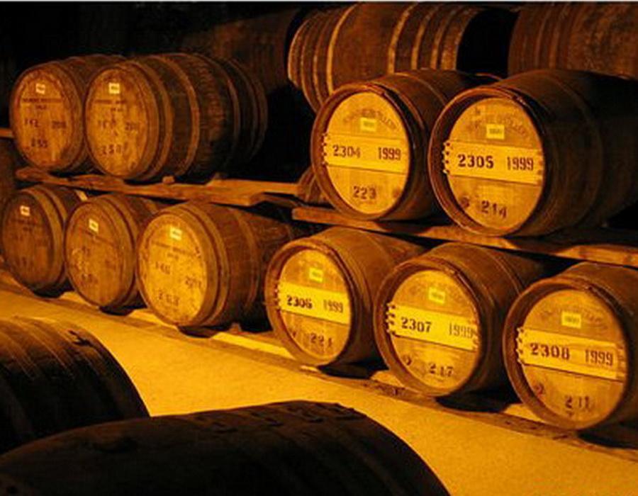 Настаивание виски