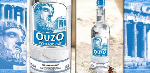Знаменитая Греческая водка