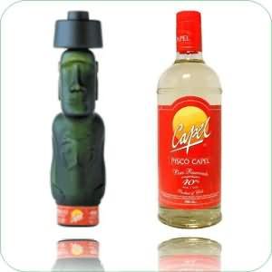 Бутылка Писко