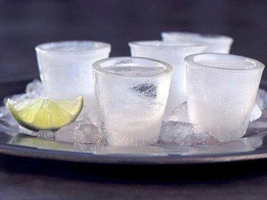 мороз и водка