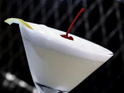 коктейль морская пена