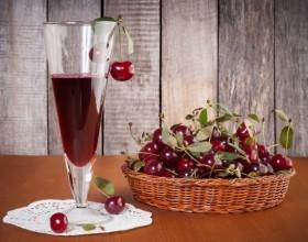 Вишни для вина
