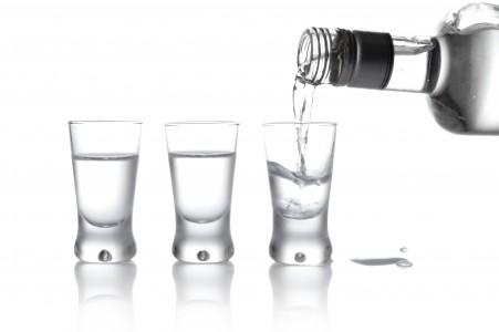 готовая водка из спирта