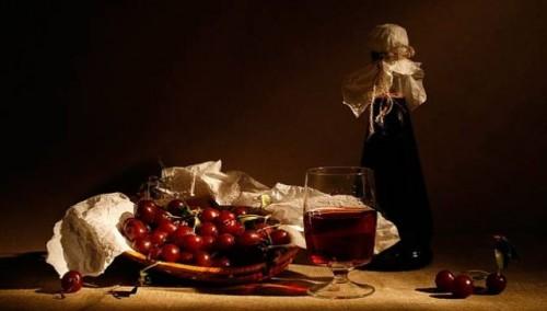 vishnja и vino