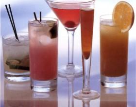 vodka в cocktail