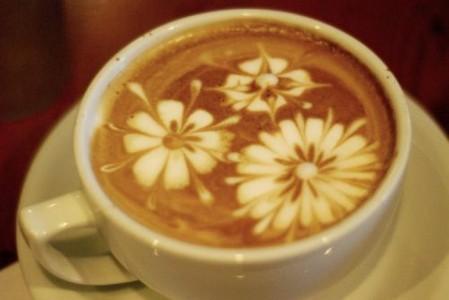 кофе _latte