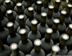 бутылочное хранение вина