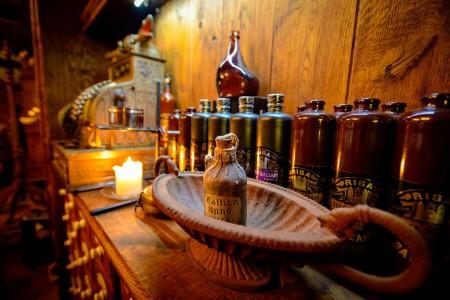 Культура питья бальзамов