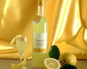 Лимончело ликер