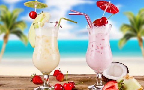 Milk-Shakes-Fruit