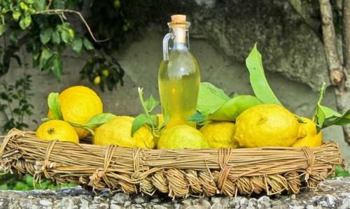 Настойка на лимоне дома