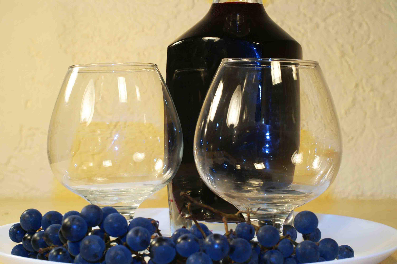 Классический рецепт виноградной наливки