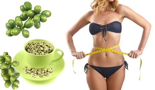 кофе зеленый и фигура