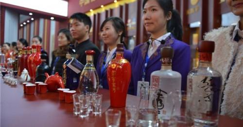 водка из Китая в России