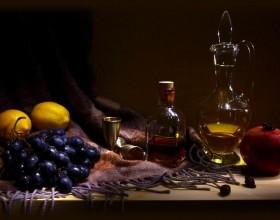Вино и мед