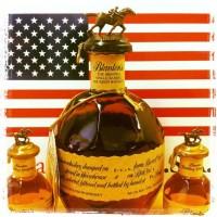 Бурбон является главным крепким алкогольным напитком в США