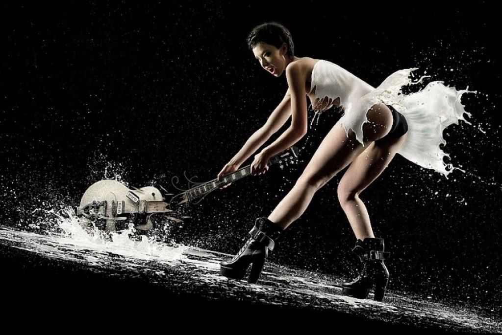 влияние молока на нервную систему женщин
