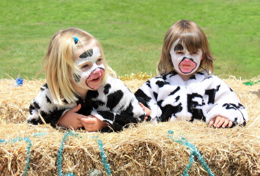 Молоко и дети