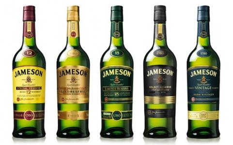 Джемесон ирландский виски