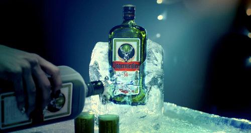 Егермайстер в ледяном мире