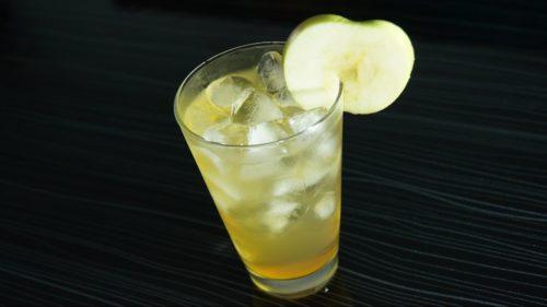 Глинтвейн с виски и яблочным соком - кульминация прогулки!