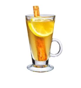Глинтвейн с виски и медом