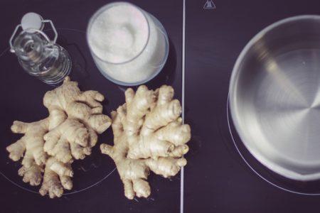 Рецепт домашнего имбирного сиропа.