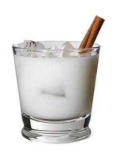 Малибу с молоком
