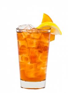 Чай со льдом манго