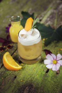 Whisky Sour - рецепт классического напитка из виски.