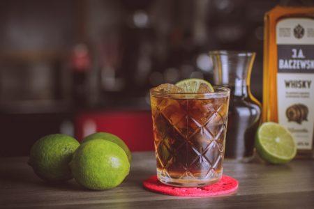 Виски с колой. Пропорции и рецепт