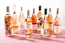 Розовое вино к еде когда подавать?