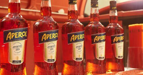 Aperol Drink - самые популярные аперольные напитки (список).