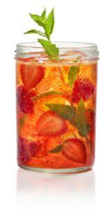 Aperol Spritz начинается с фруктов