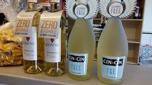 С чем и как пить безалкогольное вино Cin & Cin Free 3 способами.