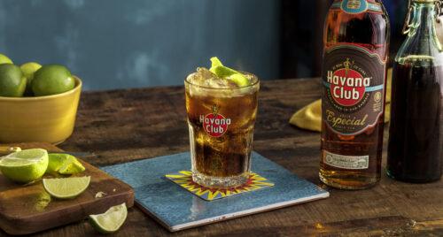 CUBA LIBER - рецепт кубинского напитка с ромом!