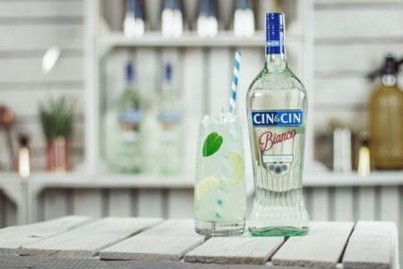 С чем пить Cin & Cin Bianco.