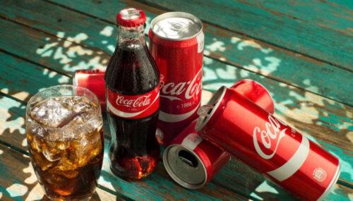 Coca Cola Zero Peach Test - проверяем вкус персика!