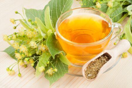 Липовый мед с разнотравьем