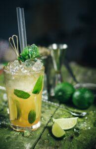 Рецепт безалкогольного мохито с ананасом. Ананасовый мохито!