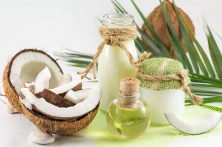 Свойства и использование кокосового масла