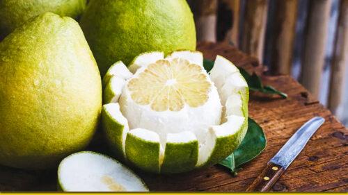 Помело - калорийность, полезные свойства. Как есть помело?