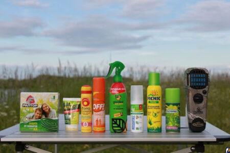 Репелленты - эффективные способы борьбы с насекомыми и многое другое