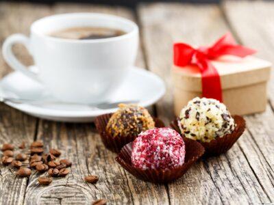 Сладости и кофе после жирной еды - плохое сочетание