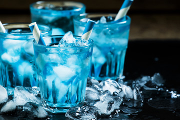 KAMIKADZE - синие освежающие кадры, которые вы знаете.