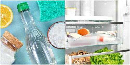 Как правильно чистить холодильник?