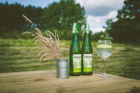Cider Gin & Tonic - джин с тоником и сидром.