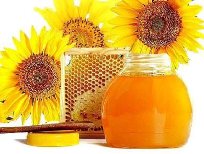Мед подсолнечный органический