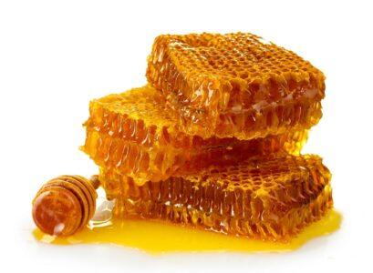 Сотовый мед.