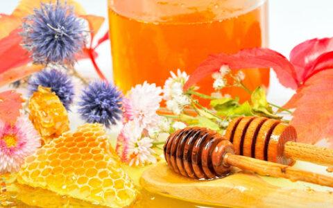 Мед подсолнечный органический с луговым разнотравьем.